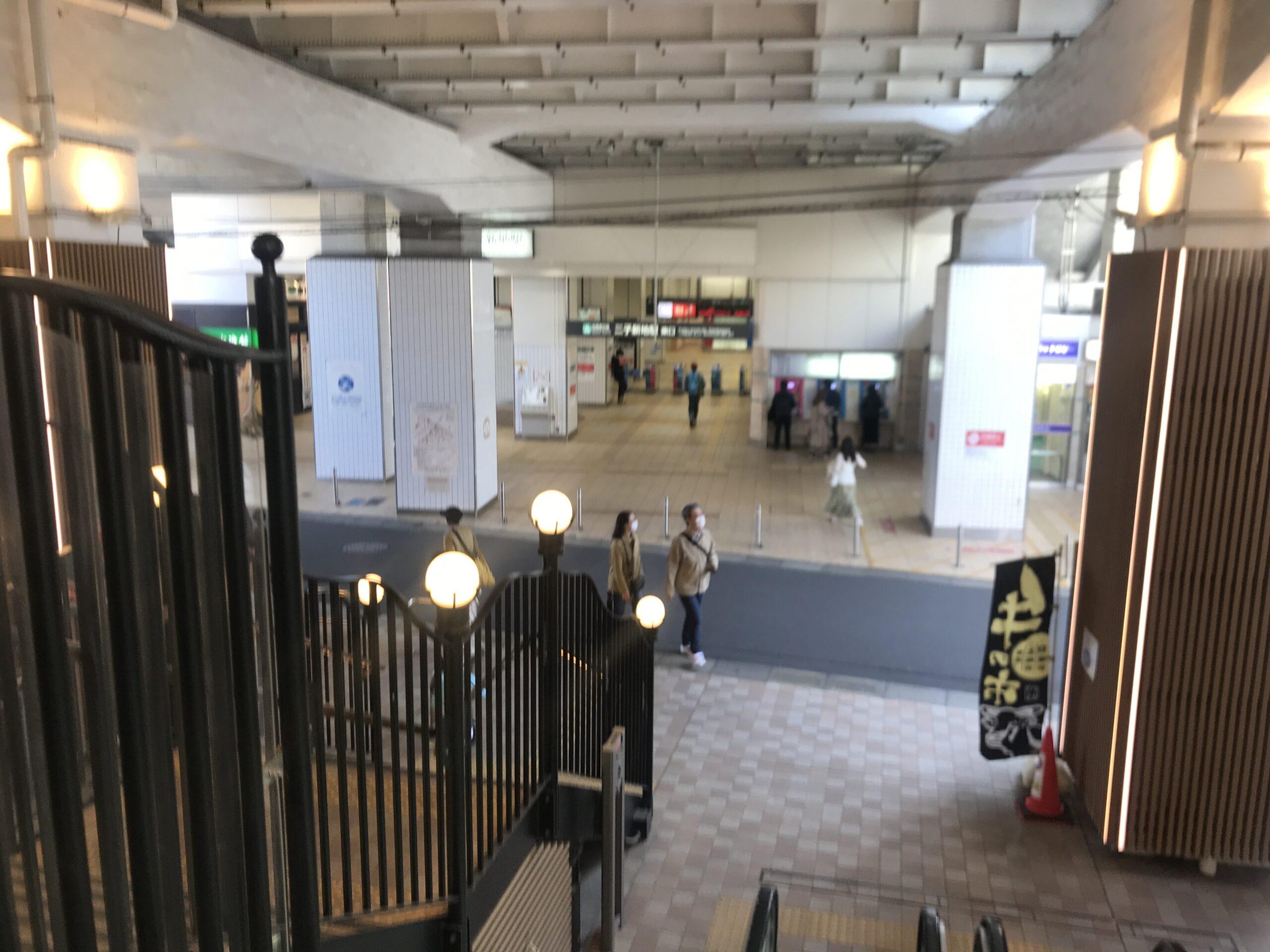 DT08_二子新地駅
