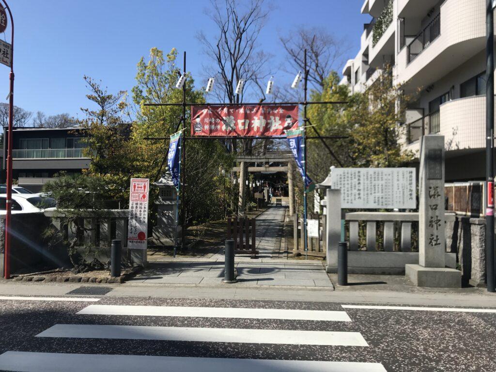 DT10_溝口神社参道