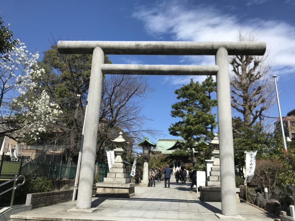 DT05_桜神宮鳥居
