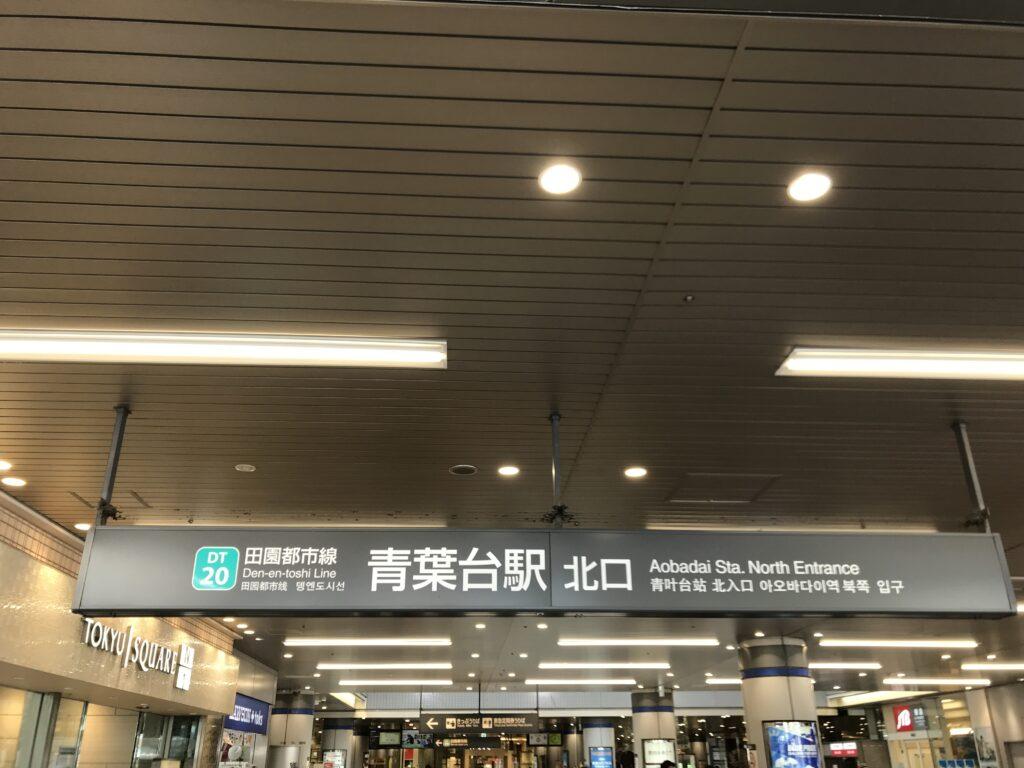 DT20_青葉台駅北口