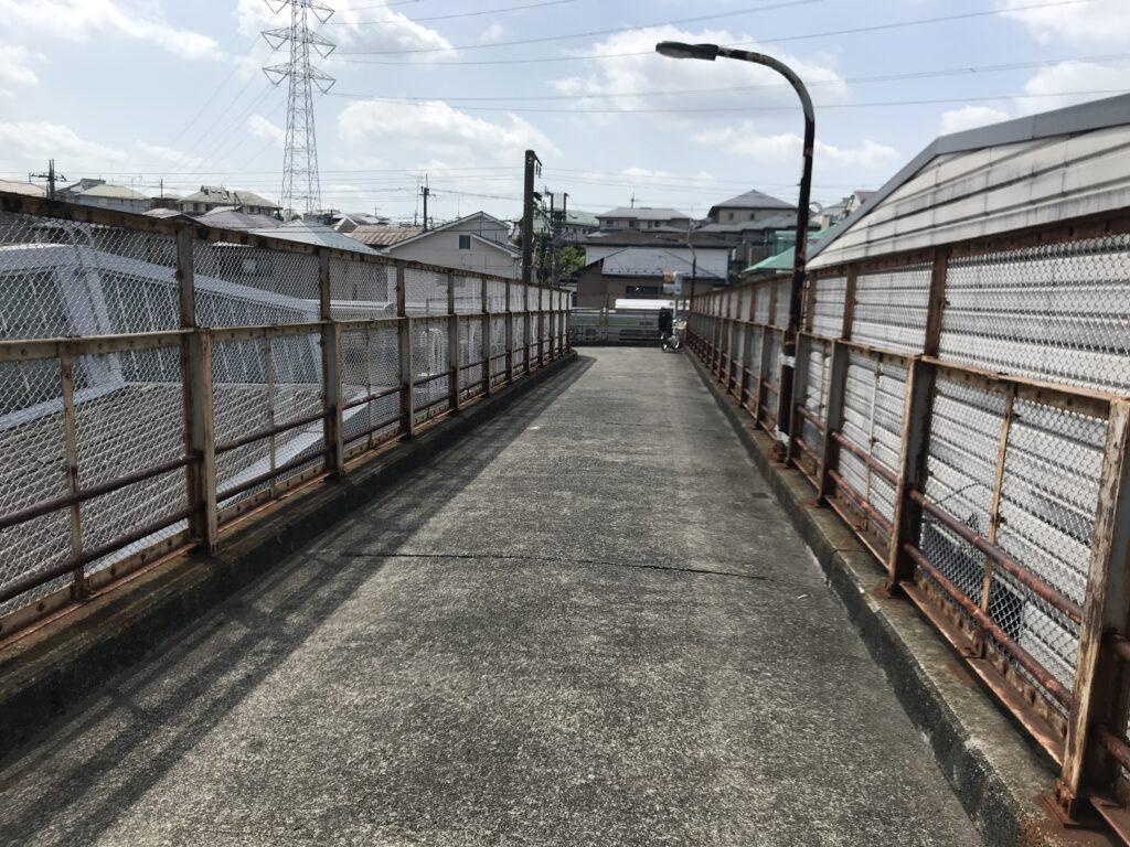 DT22_長津田検車区高架橋
